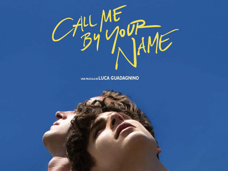 Call me by your name with the titles by Chen Li