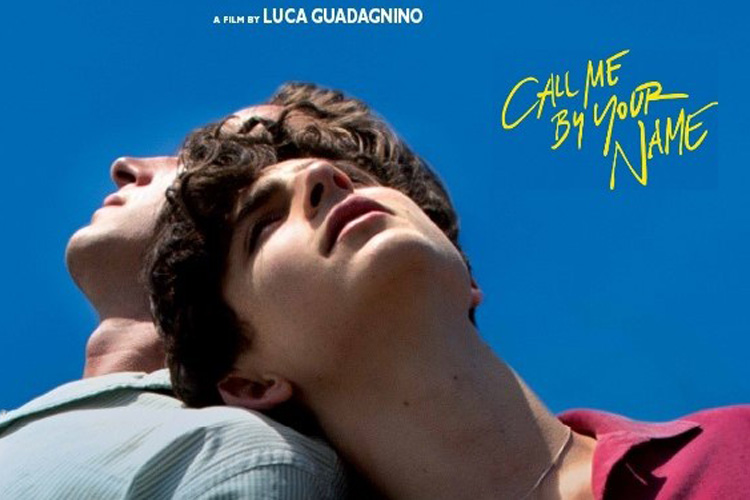 Call me by your name, titoli scritti da Chen Li