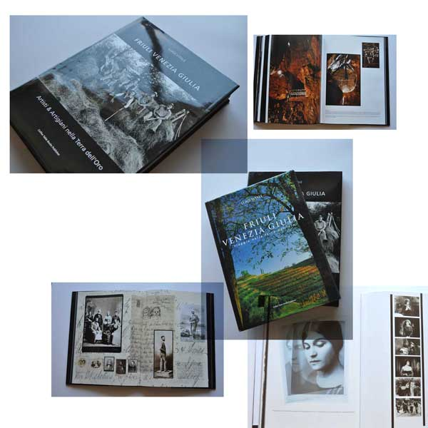 progetto editoriale di monografia coffee table book